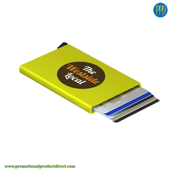secrid credit card holder