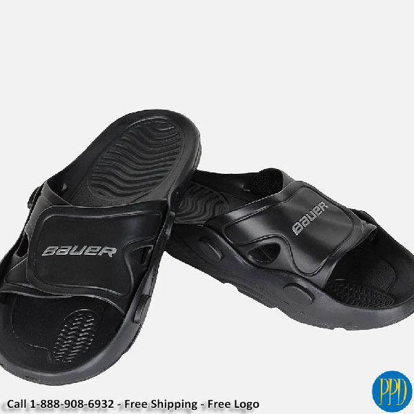 custom gym shoes sandals and slides
