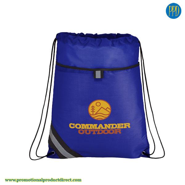 custom promotional back packs