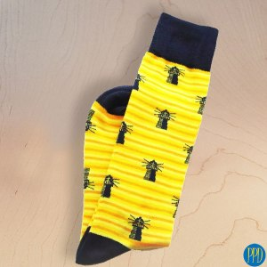 custom knit socks promotional product direct