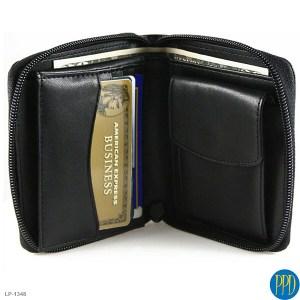 Custom Leather Wallet
