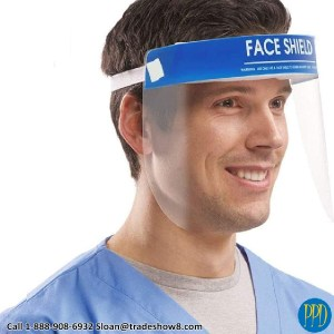 face shield for ppe promotional products