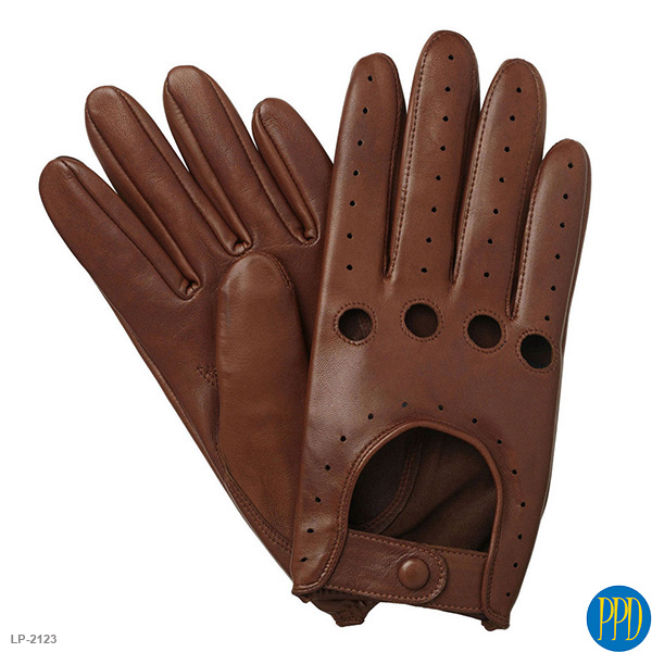 soft leather driving gloves LP 2123