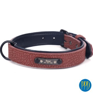 Custom leather pet collars and leashes.Amazing high quality custom leather pet collars and leashes. Customized logo or private label available. Promotional Product Direct.