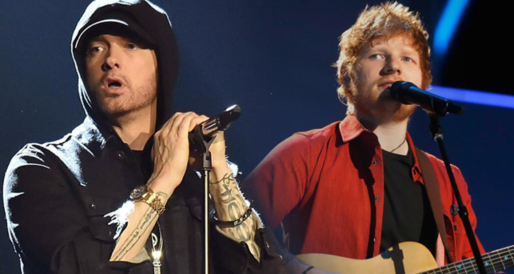Image result for River. Eminem feat. Ed Sheeran.