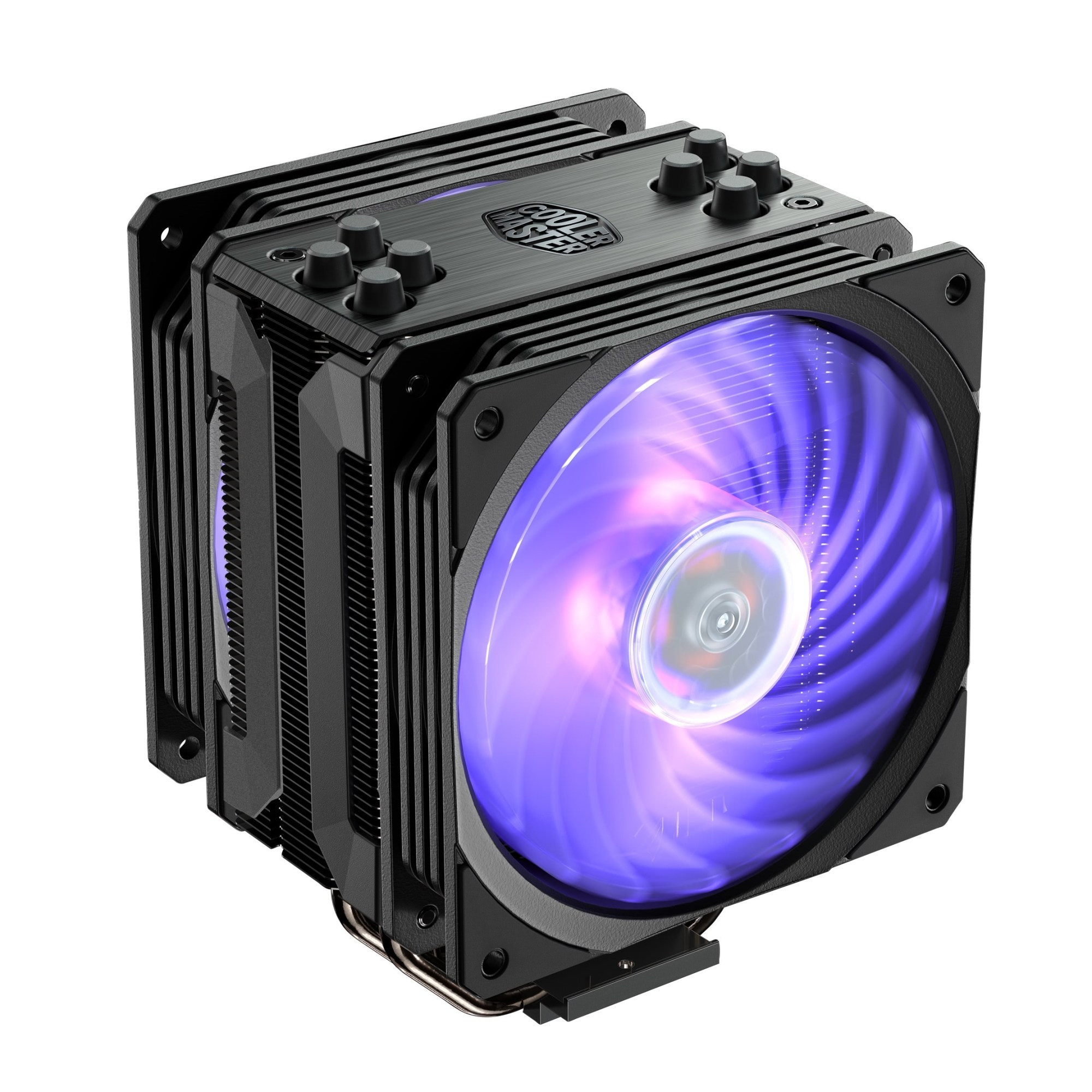 hight resolution of cpu air coolers