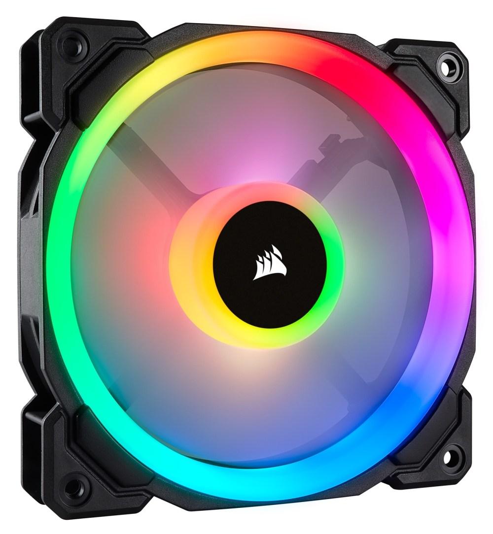 medium resolution of case fans