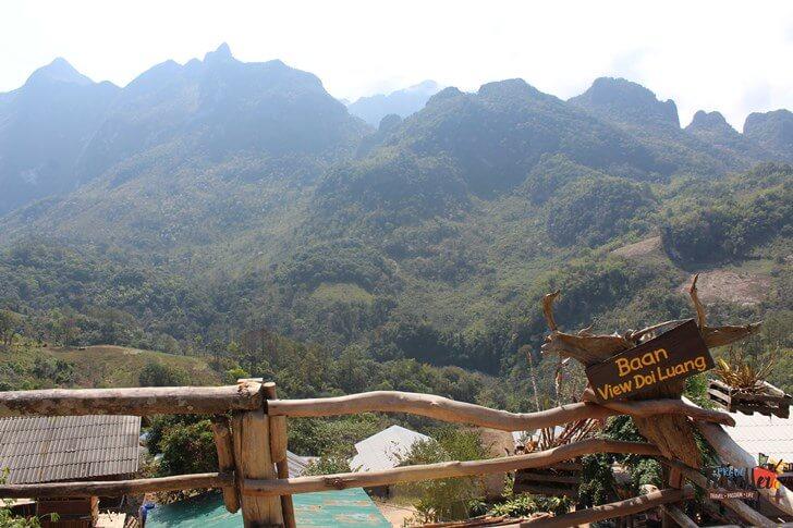 Chiang Dao - Baan View Doi Luang - View Point 2
