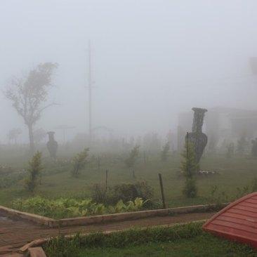 places to vissit around chikmagalur - Z View Point & Rose Garden view 6 Kemmangudi