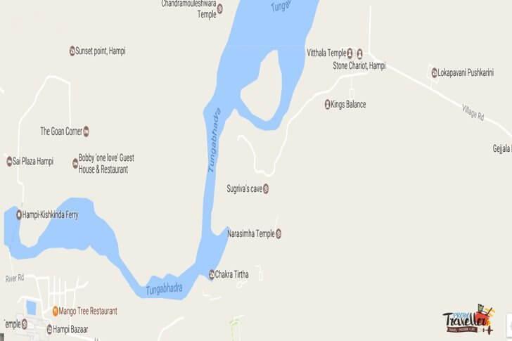 Places to Visit around Hampi - Set#3