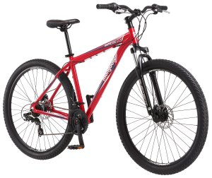 Mongoose Impasse HD mountain bike