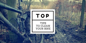 How to clean your mountain bike