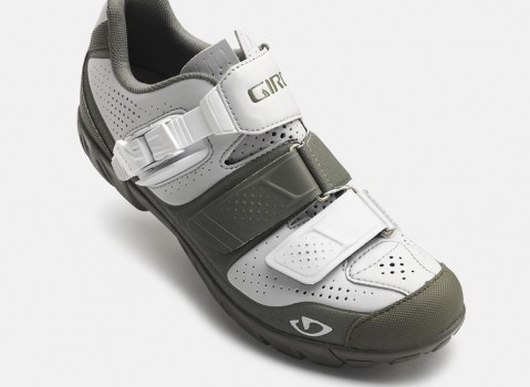 Womens mountain bike shoe