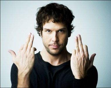 Dane Cook Fingering