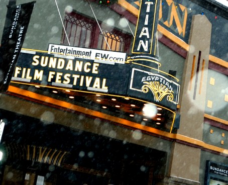 Sundance Film Festival Egyptian Theater