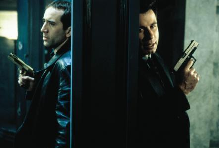 Nicolas Cage John Travolta Faceoff