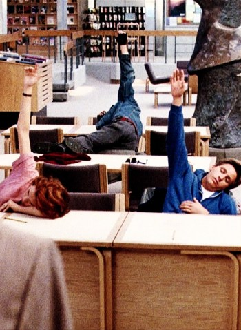 Hands Raised The Breakfast Club