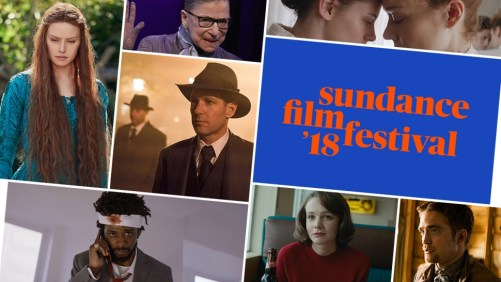 Films of the 2018 Sundance Film Festival