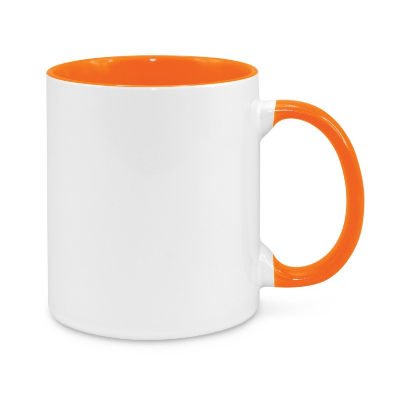 Madrid Coffee Mug  Two Tone