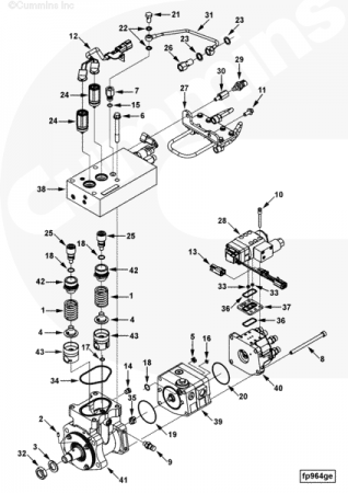 Cummins Isc Lift Pump Diagram Pictures to Pin on Pinterest