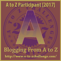 #AtoZChallenge (April 2017) -- A!