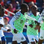 Seven-Star Falconets wallop CAR's U20 girls 7-0