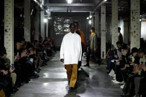 Black designers celebrated at Milan fashion week