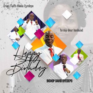 Bishop Oyedepo @66: Wife, Faithful Celebrate on Social Media