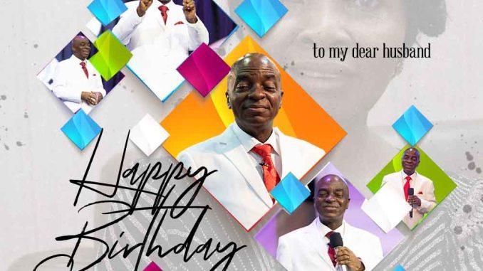 Bishop Oyedepo @66: Wife, Faithful Celebrate on Social Media