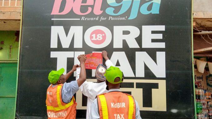 Tax: Kaduna revenue service seals-off bet9ja, bet king, others – Prompt News