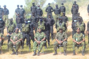NAF trains 4,000 personnel to meet specialised needs  – CAS