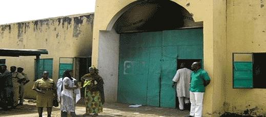 Hoodlums Set 240 Prisoners Free In Kogi