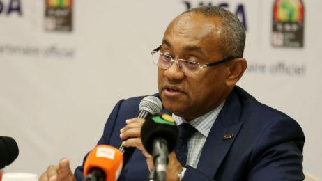 CAF Presidency: Ahmad's re-election bid finally over