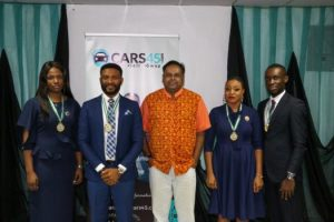 PHOTO NEWS: Cars45 Middle Management FastTrack Programme Graduation