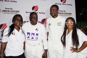 PHOTO: RCCG's 4th Edition of Worship And Healing Program