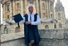 DJ Cuppy elated as she matriculates at Oxford University
