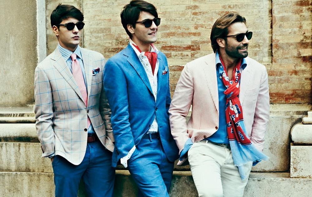 Suit 101: The types of suit