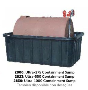 Ultra-Containment Sumps®