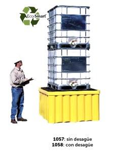Ultra-IBC Spill Pallet®