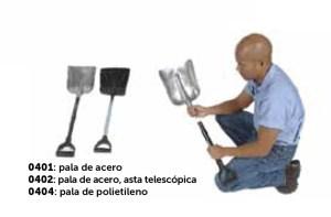 Ultra-Response Shovels®