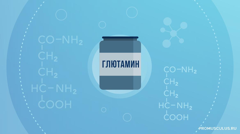 Глютамин в бодибилдинге: для чего нужен и полезен ли для набора массы?