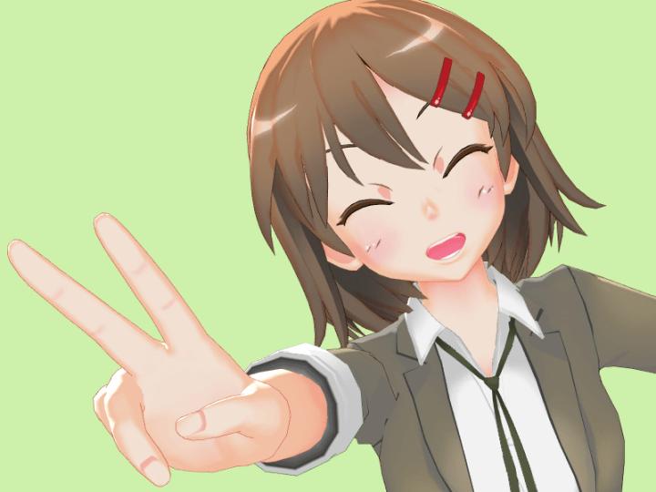 プロ生ちゃん(暮井 慧) ユニティちゃんライセン