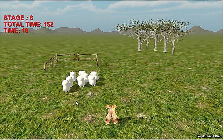 羊が増える