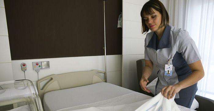 Vaga Para Camareira Hospitalar | Divulgando Empregos