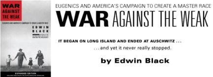 war on weak