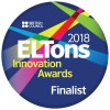 PronPack - 2018 Innovation Awards finalist badge
