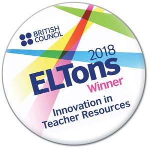 PronPack wins at the ELTons