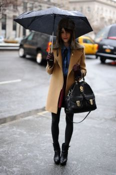 rainy-day-outfit-idea-trapper-hat-h724