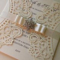 Os convites mais elegantes e luxuosos