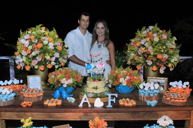 Os noivos ♥